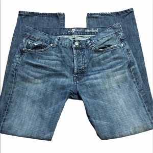 7 For All Mankind Jeans Standard